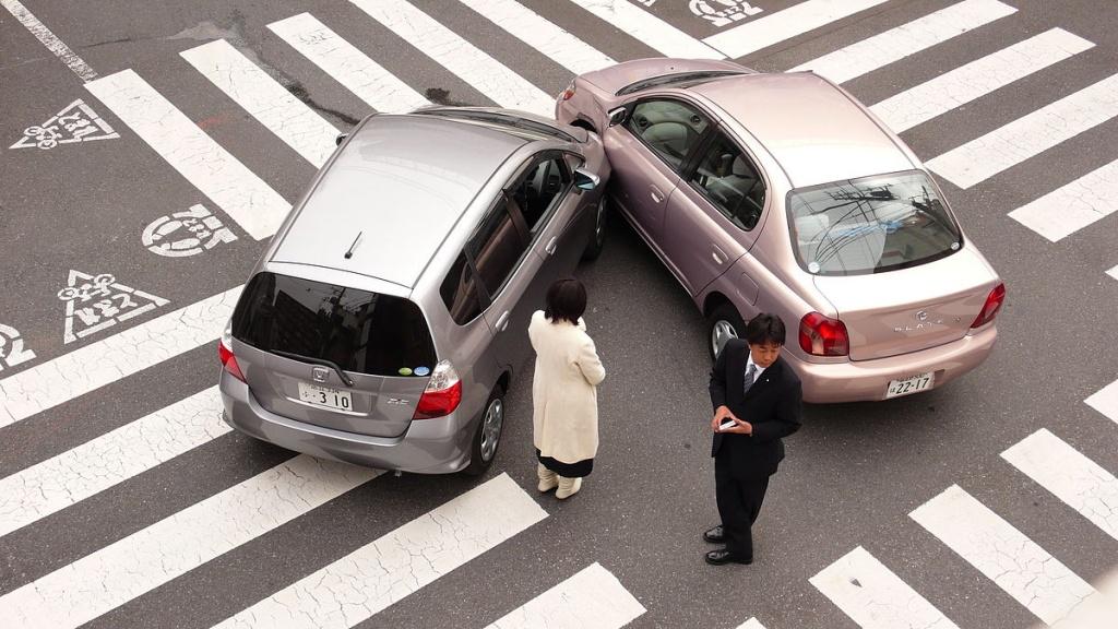 дорожные травмы